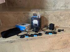 GoPro HERO 8 Black OVP Mit Zubehörpaket HERO8 mit vielen Akkus im Top-Zustand SD