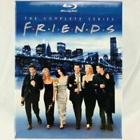 Friends: The Complete Series All Seasons 1-10 (Blu-ray, 21 Discs, Box Set)
