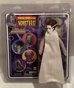 """The Bride Of Frankenstein Universal Studios Classic Monsters Figure 8"""" 2010"""