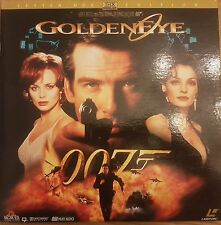 James Bond Goldeneye Letter Box Edition Double Laser Disc
