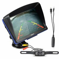 "XGODY 7"" LKW GPS Navi Navigationsgerät Bluetooth POI Speedcam+Rückfahrkamera 8GB"