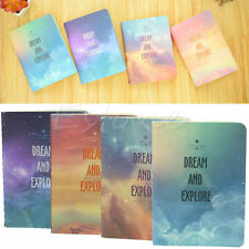 Fantastic Galaxy Star Sky Notebook Diary Book Exercise Composition Notepad