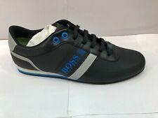BOSS HUGO BOSS Men's Sneakers Lighter Lowp NYTH In 001 Black