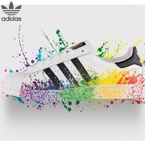 Adidas Superstar Pride Pack Nuove dal 36 al 44