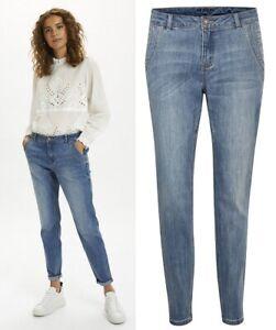 CREAM - 10607524 Jeans Hose / BLUE DENIM / SPRING 2021 / UVP 99,95€ Gr. 29 (30)