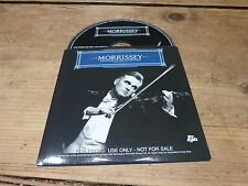 MORRISSEY - RINGLEADER OF THE TORMENTORS !!!!!!!!! RARE PROMO CD!!!!