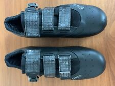 Fizik R1 Kangaroo Leather Cycling Shoes Size 43 (uk 8.5) Cycling Carbon Fibre