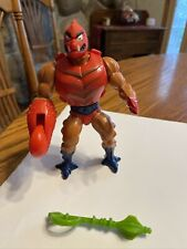 vintage He-Man MOTU Masters of the Universe Clawful figure complete