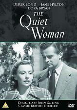 CLASSIC BRITISH THRILLER The Quiet Woman Jane Hylton Derek Bond Dora Bryan DVD