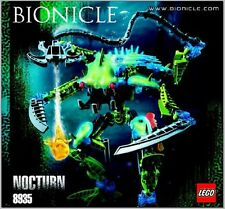 (Instructions) for Lego Set 8935 - Nocturn - Instructions Only
