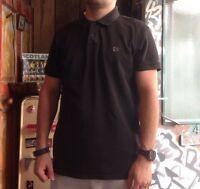 Vintage XL Hugo Boss Polo Shirt Retro Boss Orange