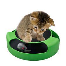 Katzespielzeug Katze Fang die Maus Spielzeug Scratch Board Training Scratch Game