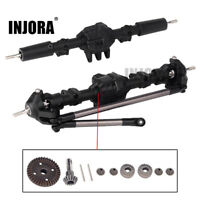 Front Rear Complete Differential Axle for 1:10 RC Crawler Axial SCX10 II 90046