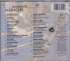 BERÜHMTE MÄRSCHE -   Sony Classical   CD    NEU&OVP!