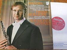 6500 240 Handel 3 Oboe conciertos etc./Holliger/Leppard