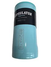 BrüMate Hopsulator Juggernaut Aqua 24/25oz Can Cooler
