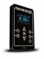 Nemesis MX-2 Professional Tattoo Power Supply by Kwadron
