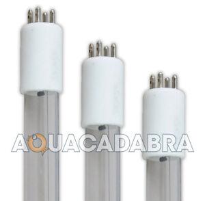 GENUINE LAGUNA UVC BULB LAMP TUBE PRESSURE FLO 4 PIN UV FISH POND GARDEN