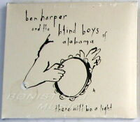 BEN HARPER & THE BLIND BOYS OF ALABAMA - THERE WILL BE A LIGHT - CD Sigillato