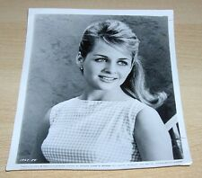 Kristin Nelson Old Photo Original Vintage Publicity Production Still