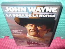 LA SOGA DE LA HORCA - JOHN WAYNE - dvd