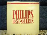 PHILIPS BEST-SELLERS-vinile 33 giri PROMOZIONALE-MINT