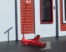 2 Ton Hydraulic Jack 1/24 Scale G Scale Diorama Accessory Item