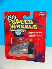 Maisto Speed Wheels Series XI Ramp Tow Truck Black & Gray