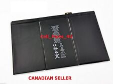 New Replacement Battery For iPad 3 3rd Generation A1389 A1430 A1460 A14