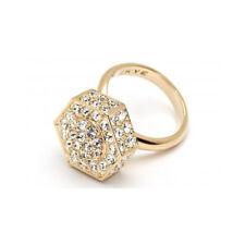 CC SKYE Bolt Ring Gold (size 6)
