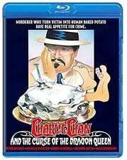 Charlie Chan & Curse Of The Dragon Queen (1981) (2016, Blu-ray NIEUW)