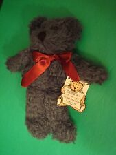 """1998 Boyd's 8"""" Bluebeary - Bears in the Attic Soft Style #56421-06 Retired 2002"""