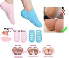 2 Dry Feet SOCKS Cushion Feet Dry Skin Athlete Foot Moisturising Repair Heel SPA