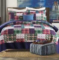 Neon 100% Cotton Coverlet Bedspread Bedcover Comforter Set 2pcs - Single
