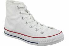 All Star Converse Chucks Hi Can Optical White M7650 UK 6-White