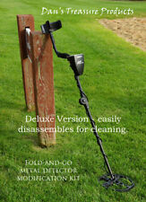 Deluxe version Fold-and-Go Metal Detector Kit Garrett AT Pro Gold Max & Ace