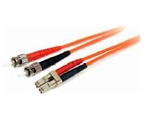 Belkin Multimode SC/ST Duplex Patch Cable (Orange) 1.8m