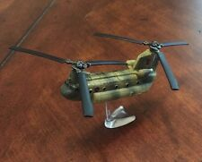 """Chinook Helicopter Royal Air Force CH-47A Desk Figure 4.5"""" Long Plastic"""