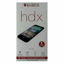 New OEM ZAGG InvisibleShield HDX Full Body Screen Protector For HTC One M9