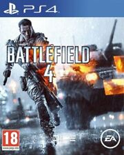 Battlefield 4 PS4 PlayStation 4 Play 4 5030936111346
