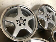 "AMG Felgen Styling III 18 "" Mercedes W211 R230 C219 R129 W210 W209 W124 E500 E60"
