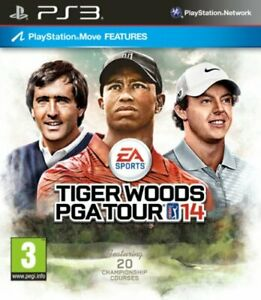 Tiger Woods PGA Tour 14 Playstation 3 PS3 **FREE UK POSTAGE**