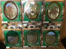 Suncatcher Hermitage Pottery - 6 African Wildlife Brand New 1996 only $1.00 ea