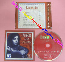 CD NATACHA ATLAS Voci In Viaggio Italy allegato a L'unità no lp mc dvd (CS63)