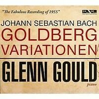 Goldberg-Variationen (Johann Sebastian Bach) von Gould,Glenn | CD | Zustand gut