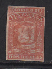 Venezuela 1862 Issue #6a  MNG  See*