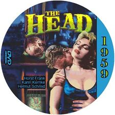 "The Head (1959) Sci-Fi and Horror NR CULT ""B"" Movie DVD"