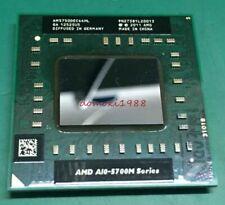 AMD Quad-Core Mobile CPU A10-5750M 2.5Ghz Socket FS1 AM5750DEC44HL A10-5750M