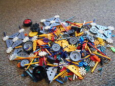Large Lot Of K'NEX Misc. Parts-almost 3lbs
