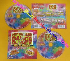 CD Compilation Hit Parade Dance Dj Set BALDAZAR SAVERIO PITTON no lp mc dvd(C15)
